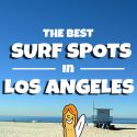 The best places to surf in Los Angeles